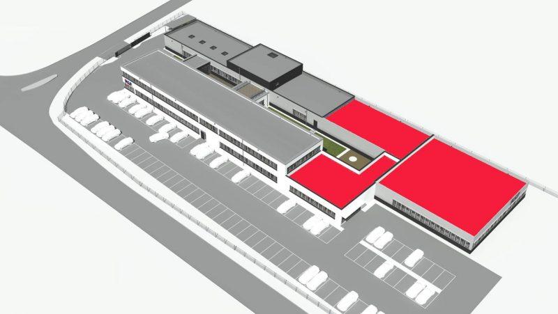ASP Neubau 2018